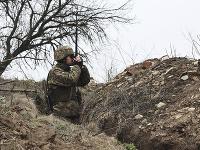 Ukrajinský vojak