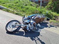 Pri dopravnej nehode neďaleko Šurian prišiel o život motocyklista