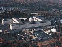 Ústredie CIA v meste Langley