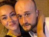 Dominika Kavaschová a Daniel Fischer tvoria dokonalý pár.