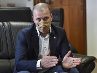 Policajný prezident Peter Kovařík