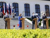 Tlačová konferencia o budúcnosti Európy v Bratislave