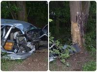 Tragická autonehoda medzi obcami Nové Sady a Šurianky
