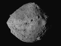 Asteroid Bennu