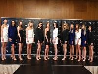 Miss Slovensko 2021 má svoje finalistky.