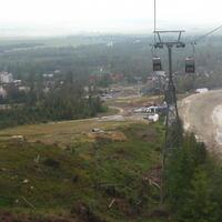 Svah v Tatranskej Lomnici