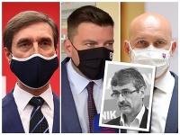 Politici reagujú na úmrtie Milana Ftáčnika.