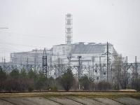 Atómová elektráreň v Černobyle