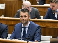 Šéf parlamentného finančného výboru Marián Viskupič