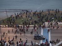 Migranti v Ceute