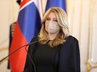 Čaputová sa v RTVS vyjadrila k viacerým otázkam.