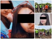 Vlak zrazil dve maloleté dievčatá v Devínskej Novej Vsi