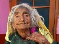 Rehtee Begumová má byť najstaršou ženou sveta.