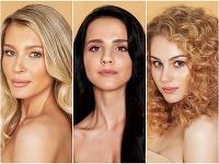Oficiálne portréty Miss Slovensko 2021