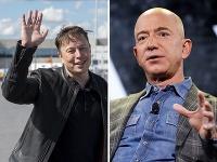 Elon Musk a Jeff Bezos neplatili takmer žiadne dane z príjmu.