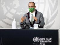 Regionálny riaditeľ Svetovej zdravotníckej organizácie Hans Kluge.