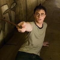 Daniel Radcliffe v úlohe Harryho Pottera