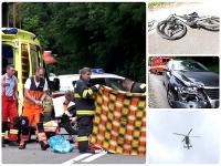 Na mieste nehody zasahovalo viacero ľudí, no na záchranu ženy to nestačilo.