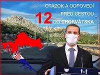 Čo všetko potrebujete vedieť pri ceste do Chorvátska?