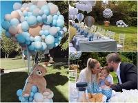 Dominika Cibulková zorganizovala Jakubkovi luxusnú oslavu 1. narodenín.