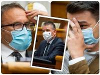 V parlamente prebieha druhý deň rokovania o Mikulcovom odvolaní