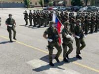 Jaroslav Naď poďakoval vojakom v Rožňave