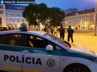 Útok v Bratislave