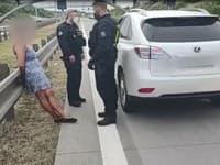 Útek pred políciou nebol dobrý nápad.