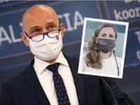 Branislav Gröhling si potichu mení štátnu tajomníčku.