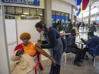 Očkovanie proti koronavírusu v Južnej Afrike
