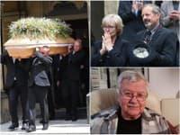 Rodina sa včera navždy rozlúčila s Ladislavom Potměšilom.
