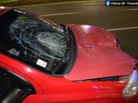 V Seredi zrazila muža na osvetlenom priechode len 19-ročná vodička
