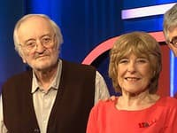 Milan Lasica a Oľga Feldeková