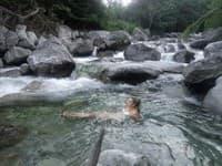 Poslankyňa Romana Tabák sa kúpala v tatranskom horskom potoku