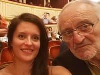 Ku smrti svojho otca sa vyjadrila už aj Hana Lasicová.