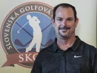 Golfista Rory Sabbatini reprezentuje Slovensko na Olympiáde.