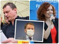 Očkovaciu lotériu bude moderovať dvojica Vera Wisterová a Marcel Forgáč.
