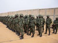 Rwanda vyslala do Mozambiku 1000 vojakov