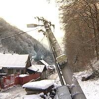Hodruša-Hámre bez elektriny