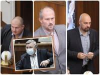 Poslanci Republiky a ĽSNS odignorovali nariadenia v súvislosti s pandémiou a hnali sa na schôdzu.