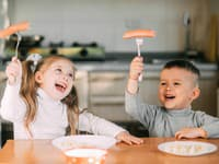Je len málo detí, ktoré by nemali rady párky