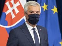 Minister zahraničných vecí a európskych záležitostí Ivan Korčok