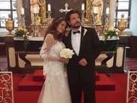 Karin Majtánová s manželom Petrom