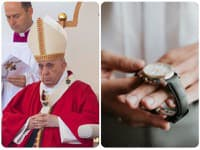 Pozrite sa na to, aké hodinky nosí Svätý Otec.