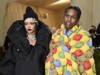 Rihanna a ASAP Rocky