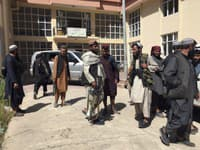 Bojovníci Talibanu v Afganistane