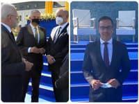 Aj tieto osoby z politického života sa objavili na stretnutí s pápežom v Prezidentskej záhrade.