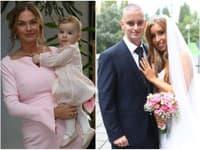 Monika Beňová oženila syna Martina.