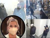 Títo zlodeji kradli v byte Dominiky Cibulkovej.