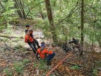 V Slovenskom raji boli nájdené telesné pozostatky